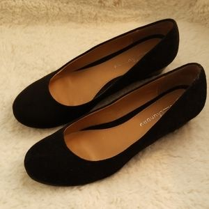 CL by Laundry Suede Marcie Shoes
